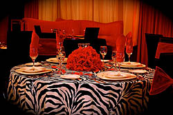 Las Vegas event hosting locations, Bootlegger Bistro and Copa Room, vacation rentals.