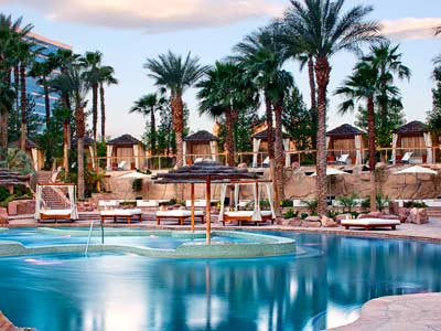 Rehab nightlife shows entertainment for Nspi pool show vegas