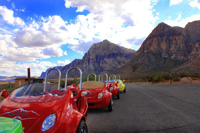 scoot city red rock tour