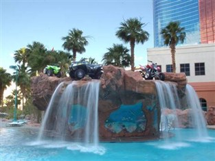 The voo nightlife shows entertainment for Pool show las vegas november