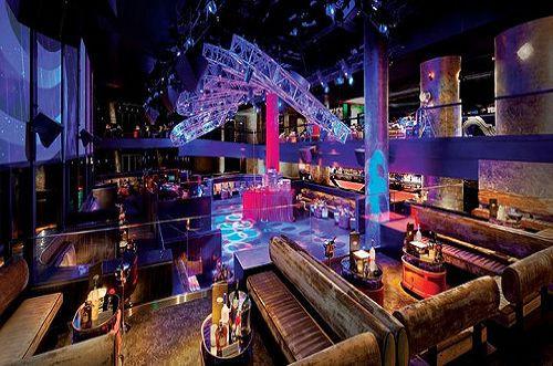 Voodoo Rooftop Nightclub Nightlife Shows Entertainment